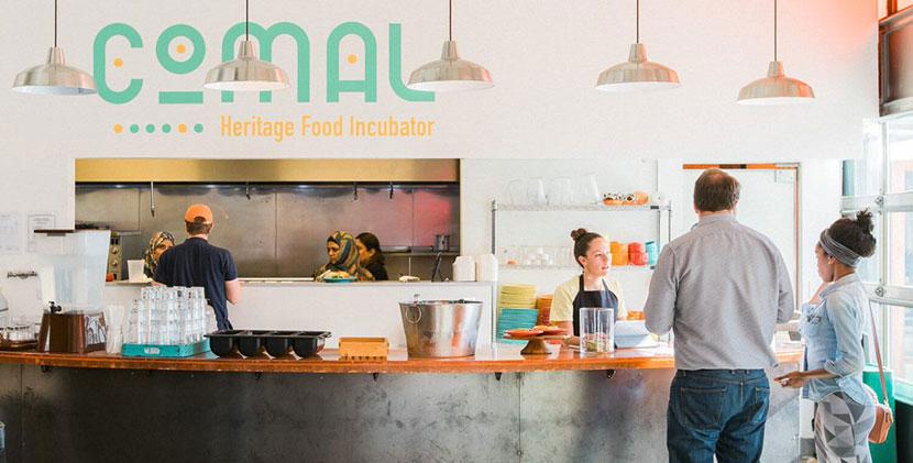 Comal Heritage Food Incubator Interior